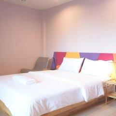 Отель Room@Vipa 3* Стандартный номер с различными типами кроватей фото 7