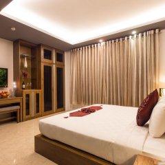 Valentine Hotel 3* Номер Делюкс с различными типами кроватей фото 15