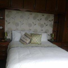 Отель Ballyheefy Lodge Номер Делюкс с различными типами кроватей