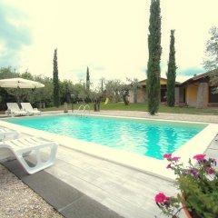 Отель Villa Fonte Chiara Виторкиано бассейн фото 3