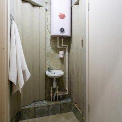 Мини-Отель Новый День Стандартный номер двуспальная кровать фото 18