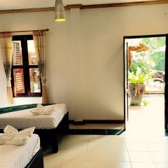 Отель Villa Oasis Luang Prabang 3* Стандартный номер с 2 отдельными кроватями фото 8