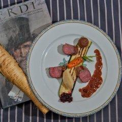 Отель B&B Verdi Бельгия, Брюгге - отзывы, цены и фото номеров - забронировать отель B&B Verdi онлайн питание фото 2