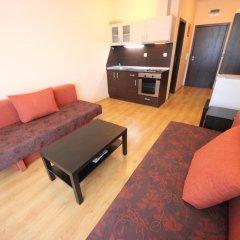 Апартаменты Menada Luxor Apartments Студия с различными типами кроватей фото 4