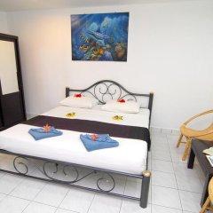 Отель Lanta Island Resort 3* Бунгало Делюкс с различными типами кроватей фото 4