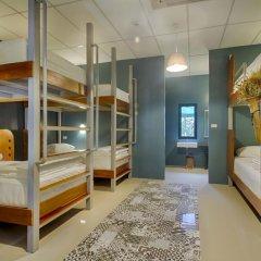 Hom Hostel & Cooking Club Кровать в общем номере фото 10