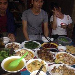 Отель Dang Phung Homestay Шапа питание