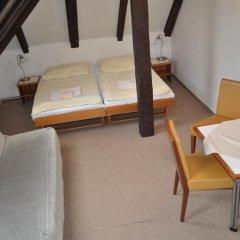 Hotel Svornost 3* Номер категории Эконом с различными типами кроватей фото 6