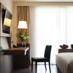Отель Novotel Phuket Kamala Beach 4* Улучшенный номер с двуспальной кроватью фото 8