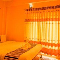 Отель Blossom Непал, Покхара - отзывы, цены и фото номеров - забронировать отель Blossom онлайн комната для гостей фото 4