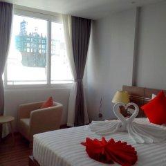 Maple Leaf Hotel & Apartment 4* Номер Делюкс фото 6