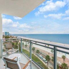 Отель Wyndham Grand Clearwater Beach 4* Номер Делюкс с двуспальной кроватью фото 5