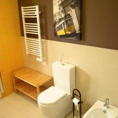 Отель Alvalade II Guest House Lisboa 3* Стандартный номер с различными типами кроватей фото 10