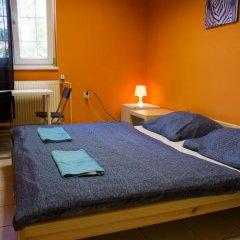 Хостел Seven Prague Номер с общей ванной комнатой с различными типами кроватей (общая ванная комната) фото 31