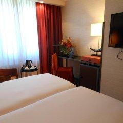 Отель Starhotels Michelangelo 4* Улучшенный номер с различными типами кроватей фото 13