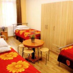 Budapest Budget Hostel Стандартный номер с различными типами кроватей (общая ванная комната) фото 15