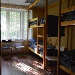 Отель Kokos Кровать в общем номере фото 2