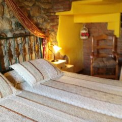 Отель Posada La Llosa de Viveda интерьер отеля фото 3
