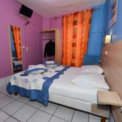 Hotel De La Poste Стандартный номер с двуспальной кроватью фото 5