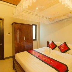 Отель Carambola Homestay 2* Улучшенный номер с различными типами кроватей фото 3