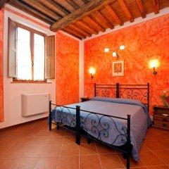 Отель Villa Di Nottola 4* Люкс с различными типами кроватей фото 5