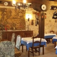 Отель El secreto del Castillo Мадеруэло питание