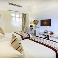 Barry Boutique Hotel Sanya 5* Улучшенный номер с различными типами кроватей фото 3