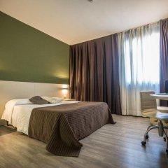 Отель EuroHotel Roma Nord 4* Номер Делюкс с двуспальной кроватью фото 4