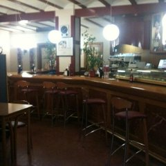 Hotel Avenida Сакс гостиничный бар