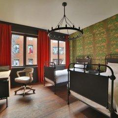 Отель Rooms Tbilisi 4* Стандартный номер с двуспальной кроватью фото 3