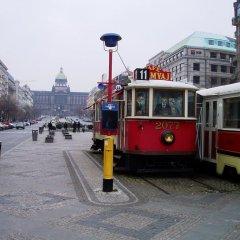 Апартаменты Apartments Oasis CITY Прага городской автобус