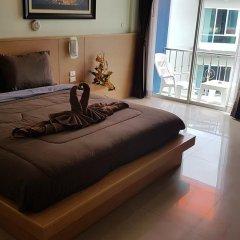 Отель Patong Eyes 3* Стандартный номер с двуспальной кроватью фото 11