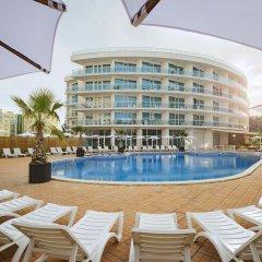 Отель Calypso бассейн