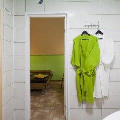 Мини-отель Бархат Улучшенный люкс с различными типами кроватей фото 12