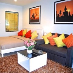 Апартаменты Bliss Patong Modern Studio комната для гостей фото 3