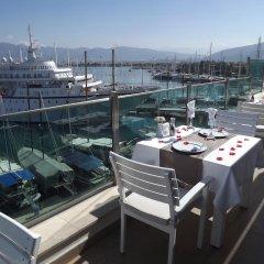 Alesta Yacht Hotel Турция, Фетхие - отзывы, цены и фото номеров - забронировать отель Alesta Yacht Hotel онлайн балкон