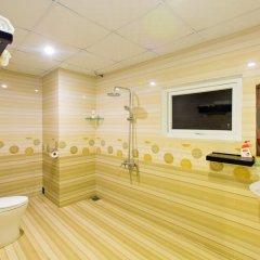 Отель Hung Do Beach Homestay 3* Улучшенный номер с различными типами кроватей фото 5