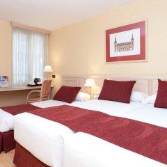 Отель Senator Castellana (I) 3* Стандартный номер с различными типами кроватей