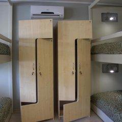 Гостиница Посадский 3* Кровать в мужском общем номере с двухъярусными кроватями фото 8