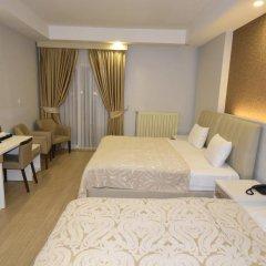 Tugra Hotel Стандартный номер с различными типами кроватей фото 3