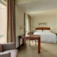 Sheraton Sao Paulo WTC Hotel 4* Стандартный номер с различными типами кроватей фото 2