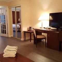 Отель Doubletree By Hilton Gatineau-Ottawa 4* Люкс повышенной комфортности