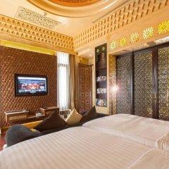 Отель The Baray Villa by Sawasdee Village 4* Вилла с различными типами кроватей фото 26