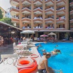 Kleopatra Fatih Hotel Аланья бассейн фото 3