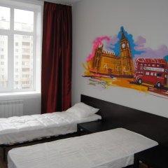 Хостел Европа Номер с общей ванной комнатой с различными типами кроватей (общая ванная комната) фото 11