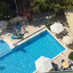 Hotel Vienna Touring бассейн фото 4