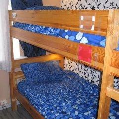 Хостел Наполеон Кровать в общем номере с двухъярусной кроватью фото 20