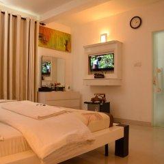 Отель White Villa Resort Aungalla 3* Улучшенный номер с различными типами кроватей фото 6