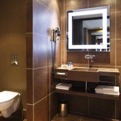 Гостиница Новотель Москва Сити 4* Улучшенный номер с двуспальной кроватью фото 5