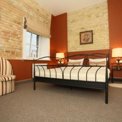 Отель Moon Garden Art 4* Стандартный номер с различными типами кроватей фото 5